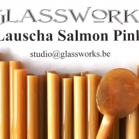 Lauscha Special Salmon Pink (8-10mm)