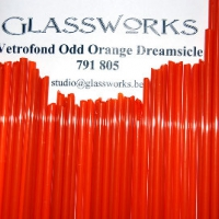 Vetrofond Odd Orange Dreamsicle (VO 791 805)
