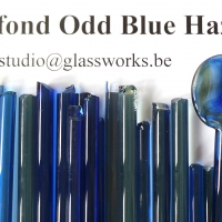 New Vetrofond Odd Blue Haze