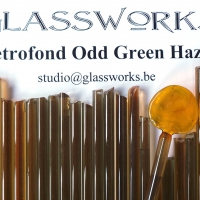 New Vetrofond Odd Green Haze