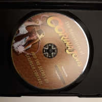 """The Adventures of Corina Jones"" and the Secret of Stringer Control (DVD)"