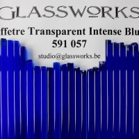 Effetre Transparent Intense Blue (ET 591 057)